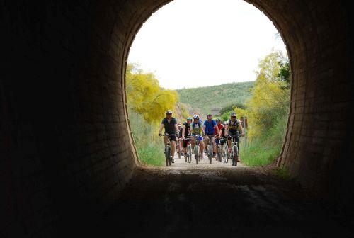 Bicicletas Via Verde Sierra